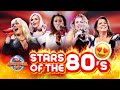 🔥🔥🔥 Stars of the 80's now: С.С. Catch, Sabrina, Lian Ross, Samantha Fox, Sandra, Kim Wilde
