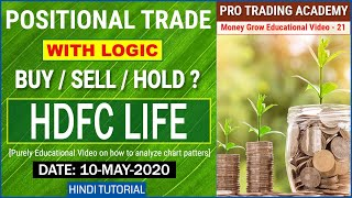 HDFC Life Share Price Target | HDFC Life Share Analysis & News | NSE | V21