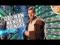What Can We Expect from the Obi Wan Kenobi Spinoff? (Nerdist News w/ Jessica Chobot)