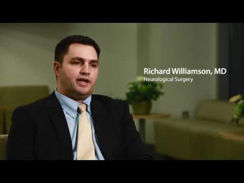 Meet Dr. Richard Williamson, MD | Neurological Surgery | Meet Dr. Right