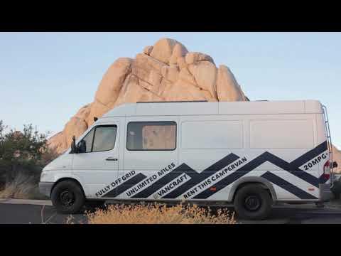 Van Life With Camper Van Rental Company | Van Craft