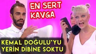 BÜYÜK KAVGA - Ayşenur Balcı Kemal Doğulu'yu Yerin Dibine Soktu!