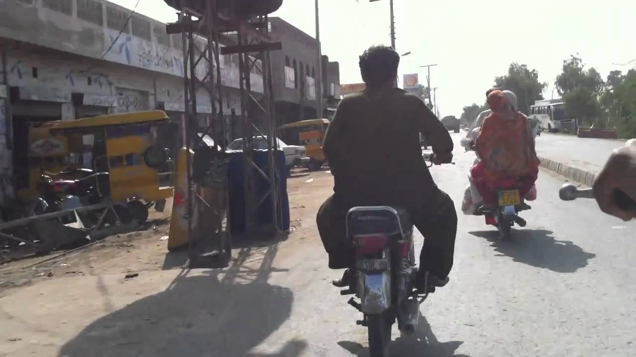 Mandi Bazar In Sillanwali Sargodha Pakistan Youtube