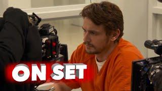 True Story: Behind The Scenes Movie Broll - James Franco, Rupert Goold