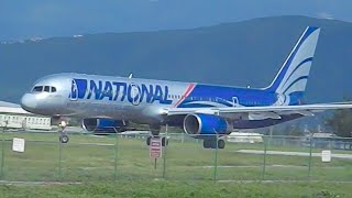 Plane Spotting at Norman Manley International Airport Departures only December 30 & 31, 2017