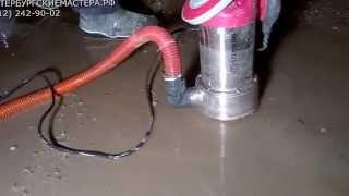 видео Внутренняя гидроизоляция подвала