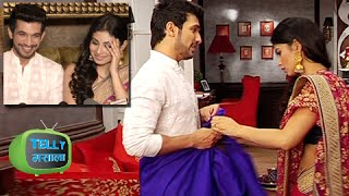 Shivanya Teaches Ritik How To Wear Dhoti | Naagin | Fun Video | Colors