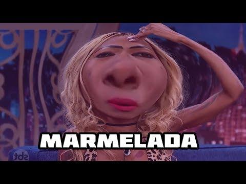Cariúcha - Marmelada ft. Inês Brasil (Ariana Grande - Side To Side)