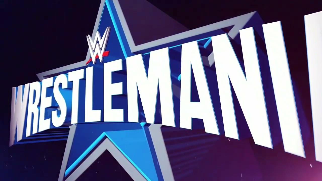 Download WWE WRESTLEMANIA 38 GRAPHICS HD