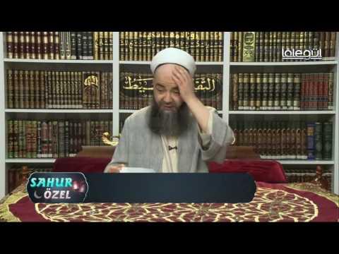 09 Haziran 2016 Tarihli Sahur Sohbeti - Cübbeli Ahmet Hocaefendi