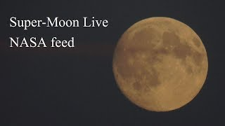 Supermoon Bloodmoon Bluemoon Live feed special clip