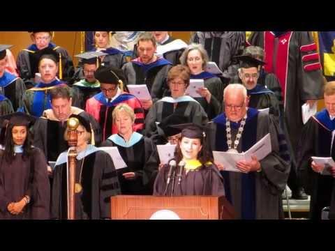 CCSU Graduate Commencement 2013,