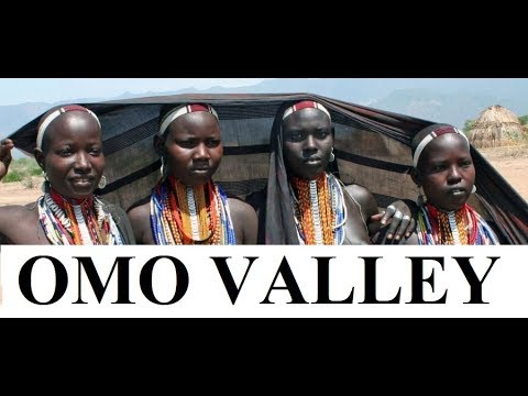 Ethiopia (Arbore Village/Omo Valley tribes) Part 53