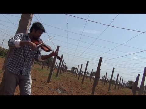 Sun Saathiya violin cover by  Sandilya Pisapati