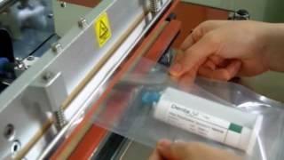 진공포장기 ECO시리즈-의료용품포장[가성팩]