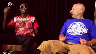Michael Blackson talks coming to America, Africa and his Childhood