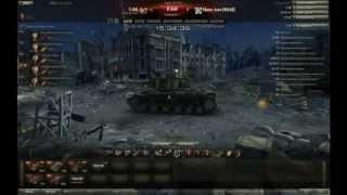 WoT - Гайд Т-150 (мое первое видео)