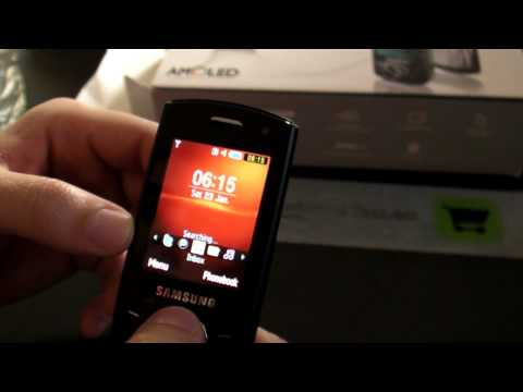Samsung S5550 Shark 2 Review HD ( in Romana ) - www.TelefonulTau.eu -