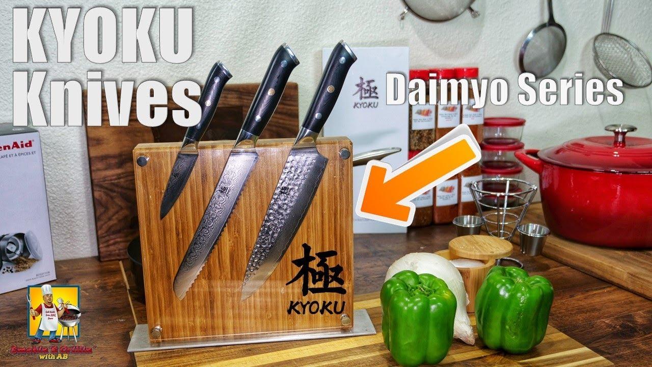 Japanese Steel Chef Knives by Kyoku – Kyoku Knives