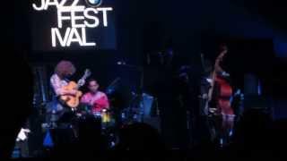"""Insensatez"" (Tom Jobim) - Pat Metheny Unity"
