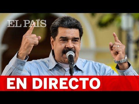 DIRECTO VENEZUELA   Sigue la rueda de prensa de MADURO
