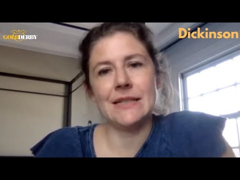 Showrunner Alena Smith ('Dickinson') on celebrating the 'wild spirit' of poet Emily Dickinson [EXCLUSIVE VIDEO INTERVIEW]