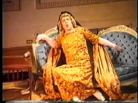 Michael Aspinall in New York - The Surprising Soprano Sings!