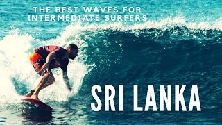 The Best Waves in the World for Intermediate Surfers? - Surf Sri Lanka