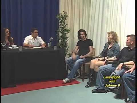 Late Night with Johnny P Show/ Atomic Krush Interview with the band
