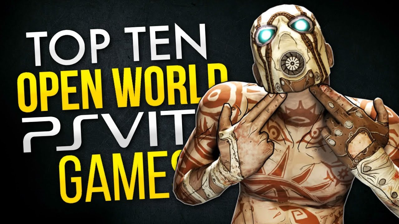 Top Ten Open World PS Vita Games - Fixation