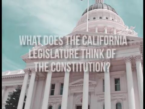 CA Legislature Doesn