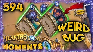Go Home Hearthstone, You Are Drunk!! (BUG) | Hearthstone Daily Moments Ep. 594