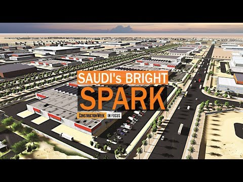 Construction Week In Focus | S02E31: Saudi Arabia's Spark energy plant