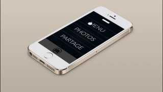 UI Design Mobile - Camera application - AE
