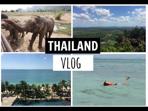 Thailand Vlog: Bangkok, Hellfire Pass, Kanchanaburi, Krabi | SophieBBeauty
