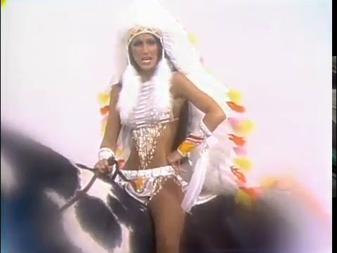 Cher Half Breed Youtube