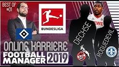 3 VERRÜCKTE TRAINER in der 2. LIGA ⚽ FM19 - ONLINE KARRIERE - BEST OF #01