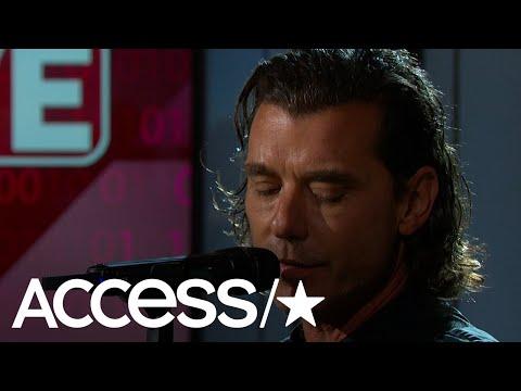Watch Gavin Rossdale Give Solo Performance of Bush Classic 'Glycerine'