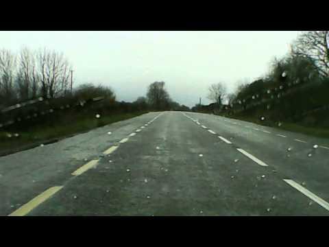 Wet Weather. Dash Cam,87231,Ednet HD 720p, 3 MP, 2.4 Inch TFT Screen Www.csireland.ie