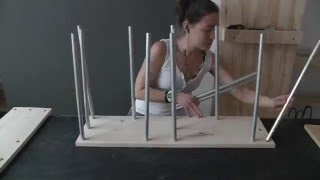 How to Make a Book Rack