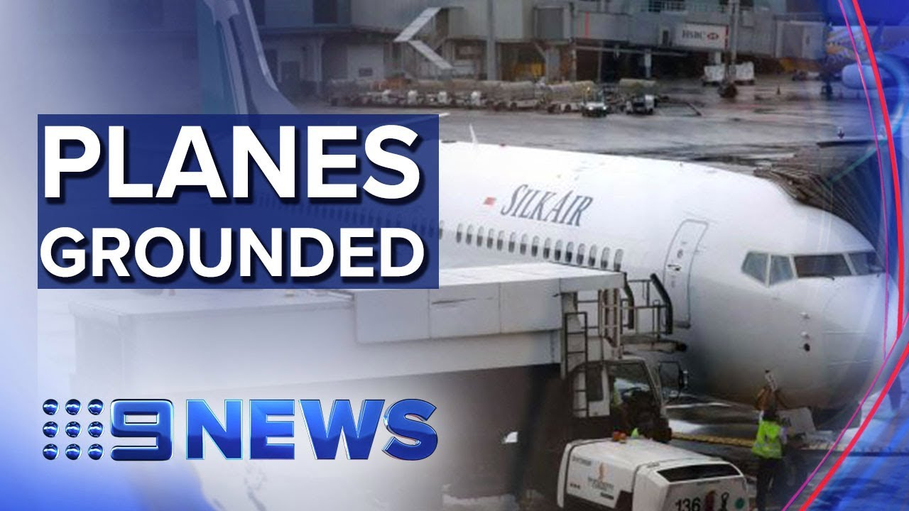 More airlines ground the Boeing 737 Max after Ethiopia Airlines crash | Nine News Australia
