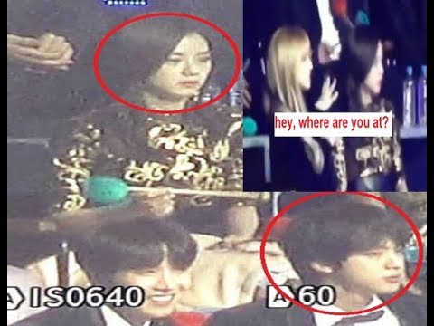 BLACKPINK Jisoo Spotted Staring At BTS Jin In Golden Disc Awards And Lisa Reaction To Her Is Cute