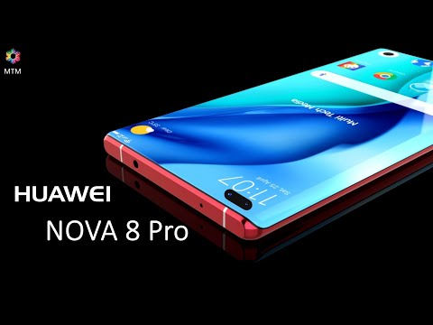 Huawei Nova 8 Pro Release Date, Price, Launch Date, First Look, Camera, Concept, Specs, Features