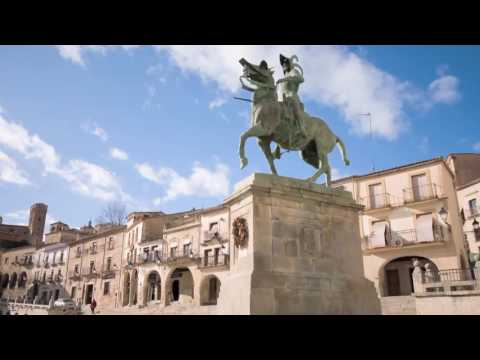 Historic Town of Trujillo   Spain Travel Guide