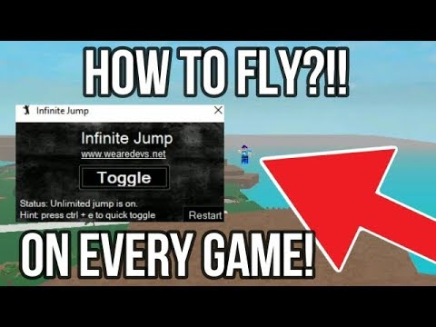 Roblox How To Fly Learn In 1 Minute Youtube