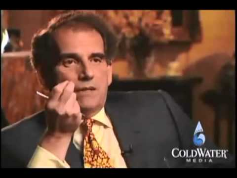 David Berlinski Explains Problems With Evolution.