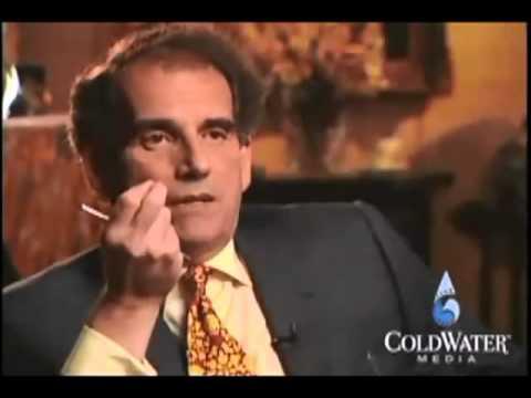 David Berlinski Explains Problems With Evolution.