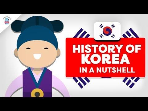 Korea. History Of Korea In A Nutshell. (Short Documentary)