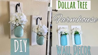 Farmhouse Decor D YDollar TreeMason Jar SconcesDecorate With MeSummer Decor D Y