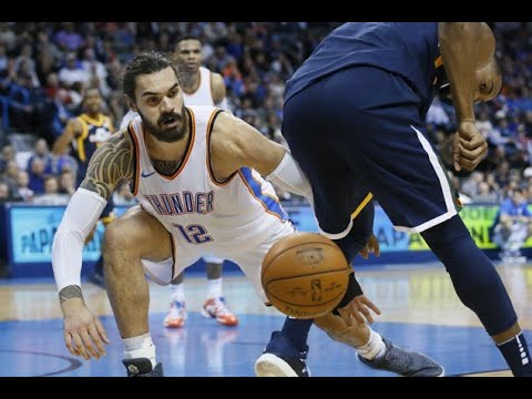 Thunder finally getting act together as resurgent Steven Adams makes OKC Big Three more potent